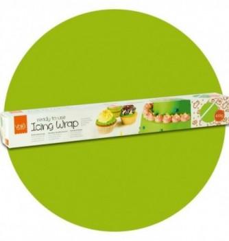 Green ready rolled sugar paste 450gr