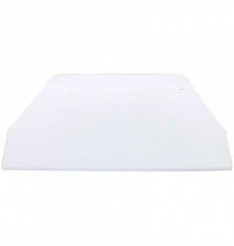 Grattoir blanc 150x130 mm