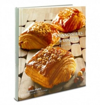 Viennese pastries and snacks recipe book