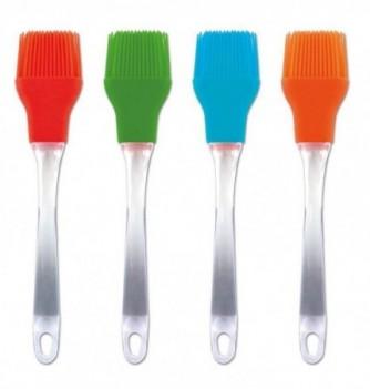 Pinceau Silicone Pour Pâtisserie et Cuisine Coloré