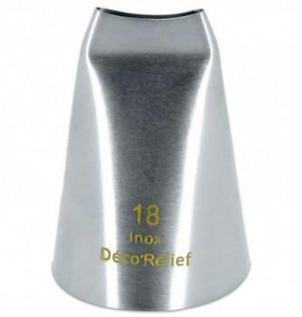 Douille à glacer 18 mm Hygiène