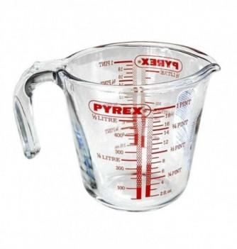 Broc mesureur verre Pyrex 0.5L