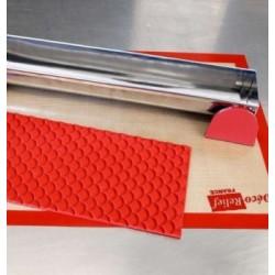Support Gâteau Carton Bûchette 12cm