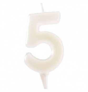 Fluorescent Candle number 5