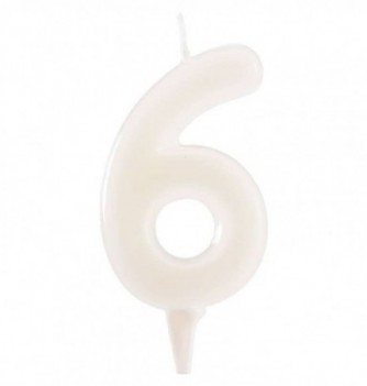 Fluorescent Candle number 6