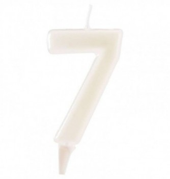 Fluorescent Candle number 7