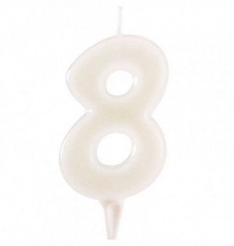 Fluorescent Candle number 8