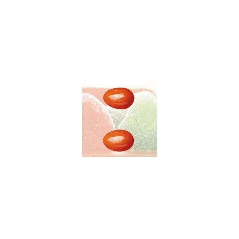 Moule silicone colonne et fleurs 230x45mm