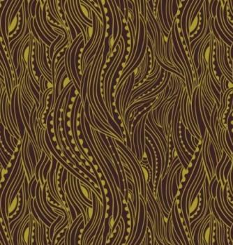 Feuille Impression Chocolat Feuilles Dorées