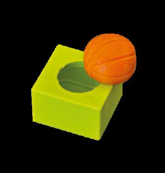 Moule Silicone Ballon de Basket