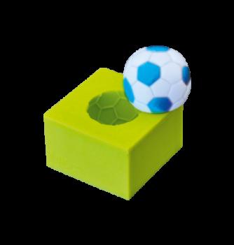 Moule Silicone Ballon de Foot Petit Modèle