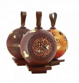 Moule Sphère Chocolat 14cm