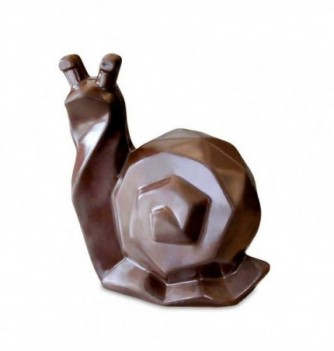 Moule Chocolat Professionnel Escargot Origami 2 Sujets