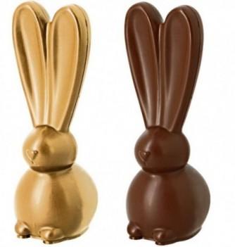 Moule Chocolat Pâques Lapin Grandes Oreilles