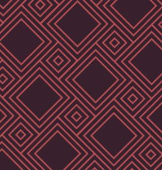 Feuille Impression Chocolat Cube Rouge Métallisé