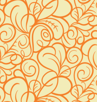 10 chocolate transfer sheets Copper flowers