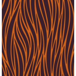 Tapis silicone texture chocolat pour bûche de noël 250mm