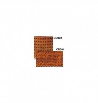 Chocolate mold roof 290x210