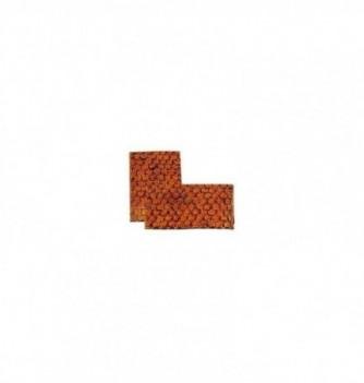 Chocolate mold roof 190x155 2 pcs