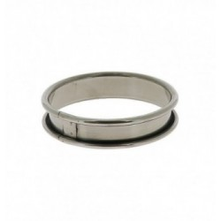 Cercle Inox Micro-perfore Rond Ø10x3,5cm