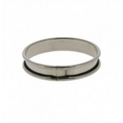 Cercle Inox Micro-perfore Rond Ø12x2cm