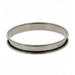 Cercle Inox Micro-perfore Rond Ø14x2cm