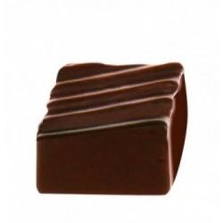 Carré Inox Pâtisserie 7.5cm Micro-Perforé ht.2cm