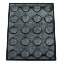 Moule chocolat Sanglier 182x120x50mm