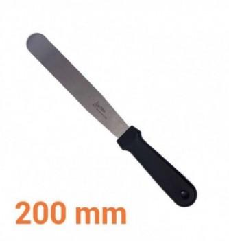 Spatule plate 200 mm