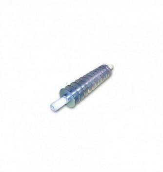 Universal stainless steel slicer roll