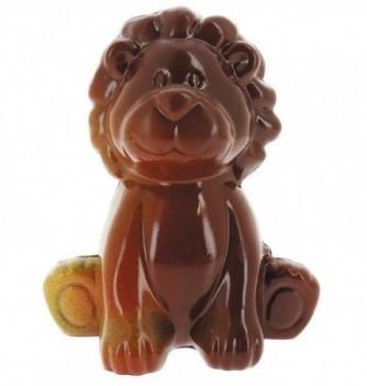 Lion Moules Injecté Chocolat