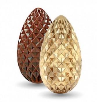 Kit Moule Oeuf 3D Relief Chocolat Lillois
