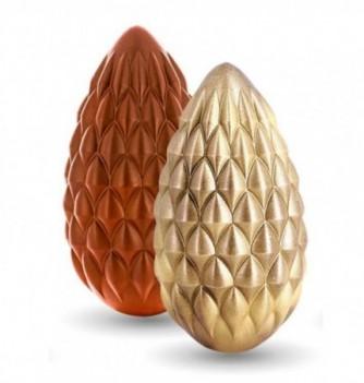 Kit Moule Oeuf 3D Relief Chocolat Occitan