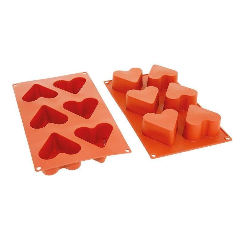 Moules silicone Cone Mignon PavoFlex 40x43mm