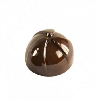 Chocolate mold domed round 21pcs 12g