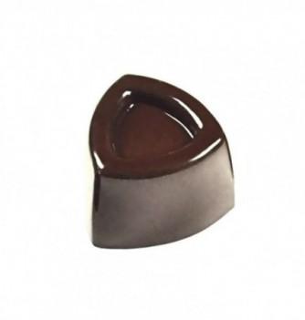 Moule Bonbon Chocolat Triangle Angle Arrondi