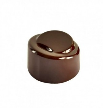 Chocolate mold original round 21pcs 12g