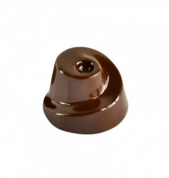 Chocolate mold spiral high 21pcs 9g