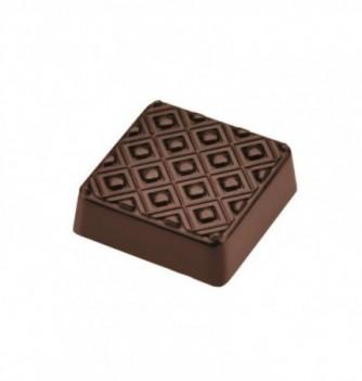 Moule Bonbon Chocolat Carré Mosaïque