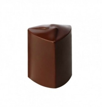 Chocolate mold - 24 Triangles Cylinders 22x21x28  10 gr