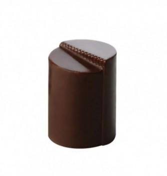 Moule Bonbon Chocolat Rond en Hauteur
