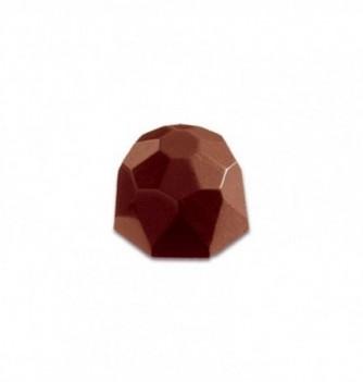 Moule Bonbon Chocolat Dôme Diamant Grand Modèle