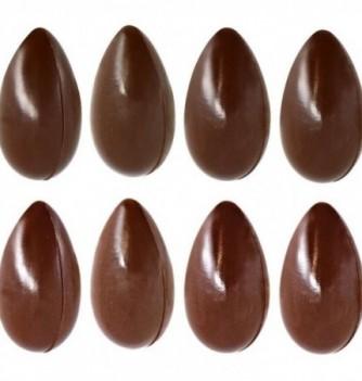 Moule Oeuf Chocolat à Garnir