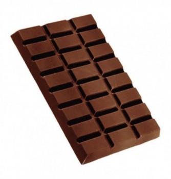 Moule Tablette Chocolat Traditionnelle 52gr