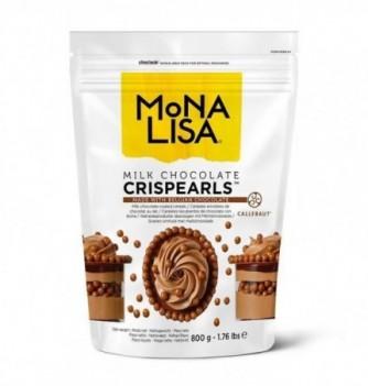 CRISPEARLS LAIT Céréales enrobées de chocolat 800gr