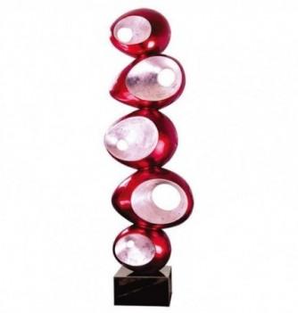 Sculpture 5 oeufs - 33kg