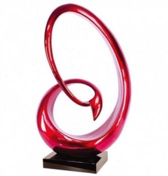 Sculpture Oeuf spirale - 11kg