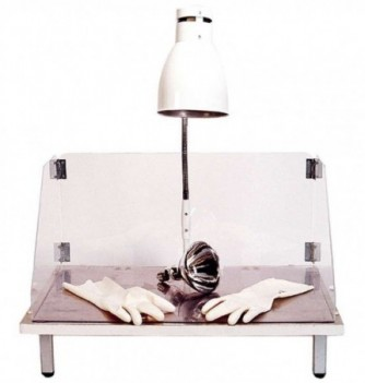 Table à Sucre - 1 Lampe et 1 ampoule + gants