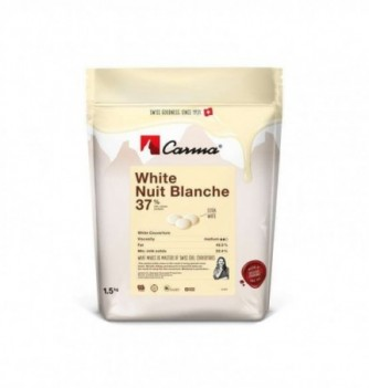 Chocolat Carma Nuit blanche 37% cacao