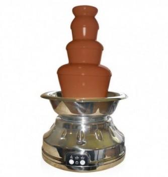Moyenne fontaine chocolat